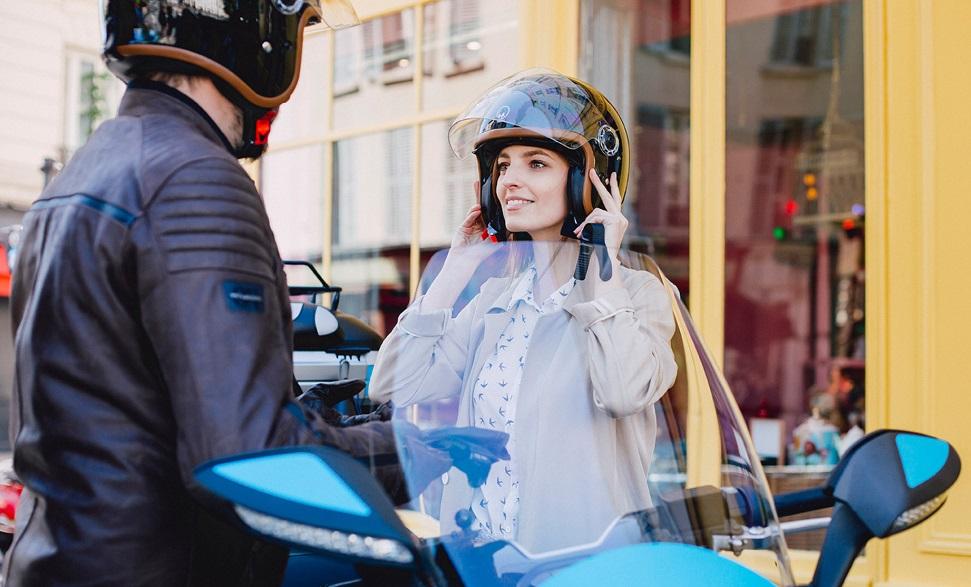 Taxi-moto
